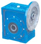 RV series cast iron box worm reducer