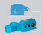 Zambello Parallel & Right Angle Gearboxes